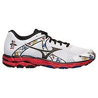 Mizuno Men's Wave Inspire 10 Running Shoe (Reg and Wide Width, Some sizes limited; up to size 16) $37 Shipped