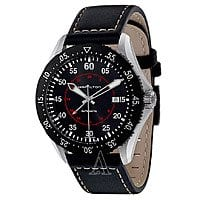 Men's Hamilton Khaki Aviation Pilot GMT Automatic Watch