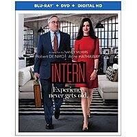 The Intern (Blu-ray + DVD + Digital HD)