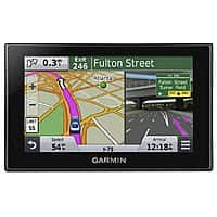 "Garmin nuvi 2599LMT HD 5"" GPS Navigator w/ Lifetime Maps & Traffic (Refurb)"