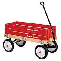 Radio Flyer Town and Country Wagon $  79.99 + Free Shipping