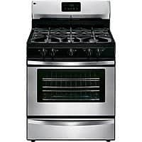 Kenmore 4.2 cu. ft. Stainless Steel Gas Range Oven w/ Broil & Serve Drawer