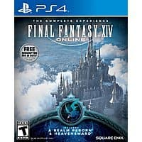 Final Fantasy XIV Online (PS4 or PC Game)