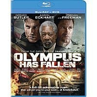 Blu-rays: Olympus Has Fallen, The Patriot: Extended Cut