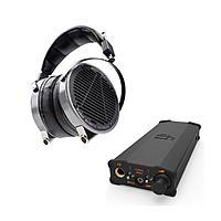 iFi iDSD Black Ed. Amp / Dac + Audeze LCD-2 Headphones