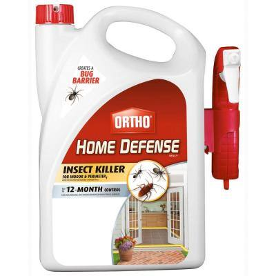 Ortho Home Defense Max 1 gallon - $4.88 at Home Depot