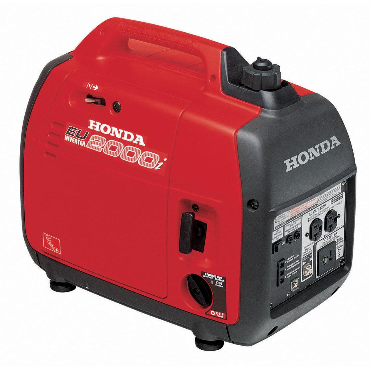 Honda 1600 Watt Portable Generator  $815