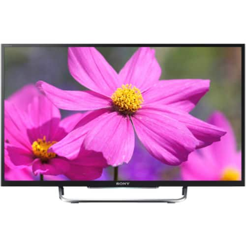 """50"""" Sony KDL-50W800B 1080p 3D WiFi LED HDTV $789.99 with free shipping"""