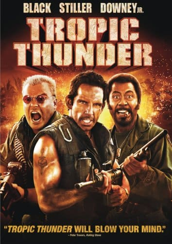 Free Movies: (Choose One - Digital Download): Tropic Thunder, Tommy Boy, & More  Free