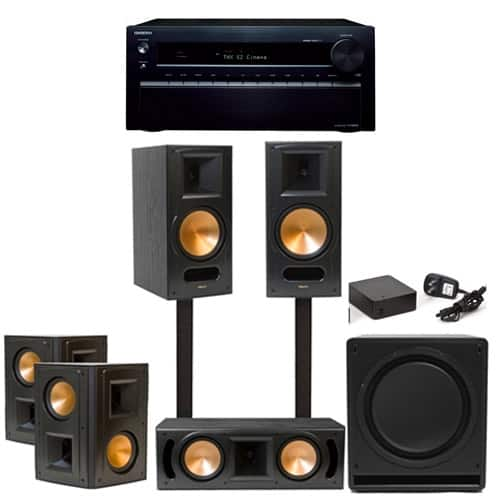 Klipsch Home Theater Systems: RF-7ii $4788, RB8Iii $2464, RF52ii  $1937 & More + Free Shipping