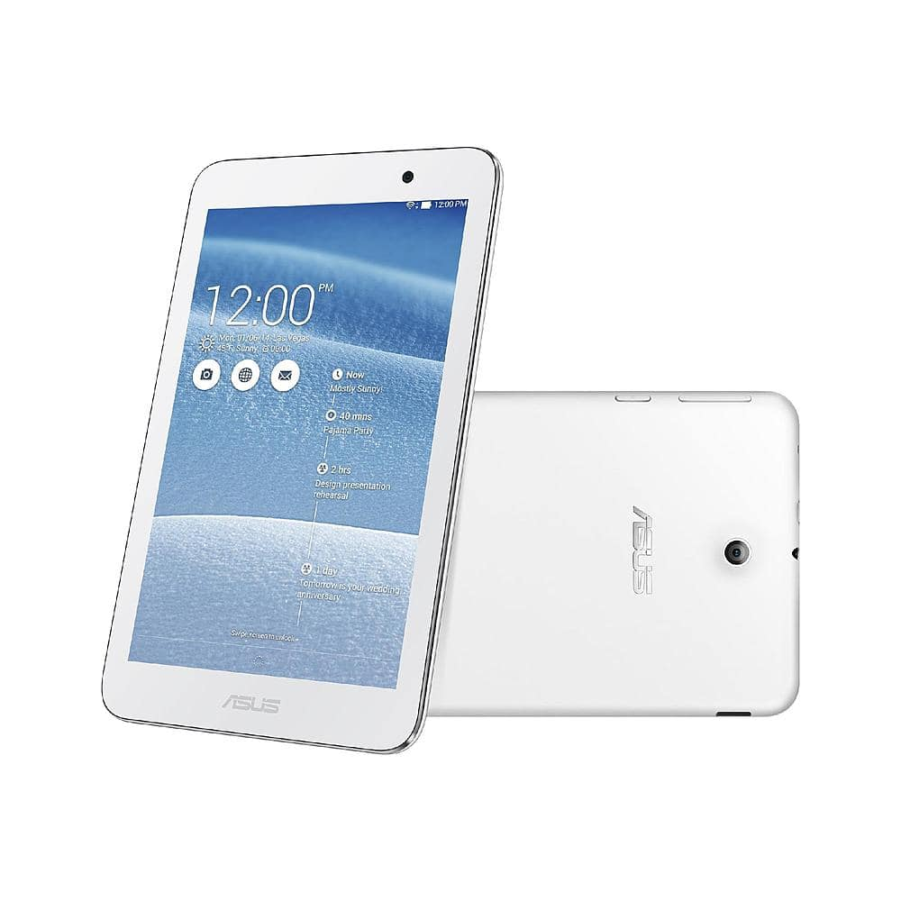 "16GB ASUS MeMO Pad 7"" Android Tablet (Various Colors) + $51 SYWR Points  $140 + Free Shipping"