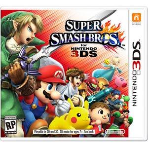 [Fry's US] Super Smash Bros 3DS - $35.00 +FS (Ends 10/2)