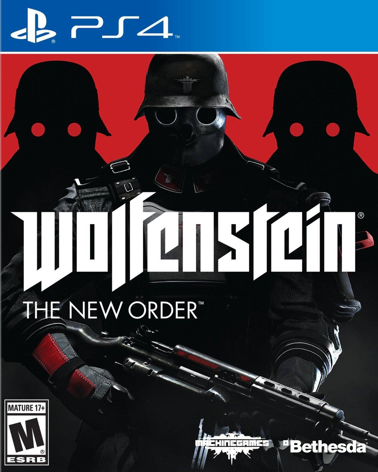 Wolfenstein: The New Order (PS4, Xbox One, Xbox 360, PS3 or PC)  $30