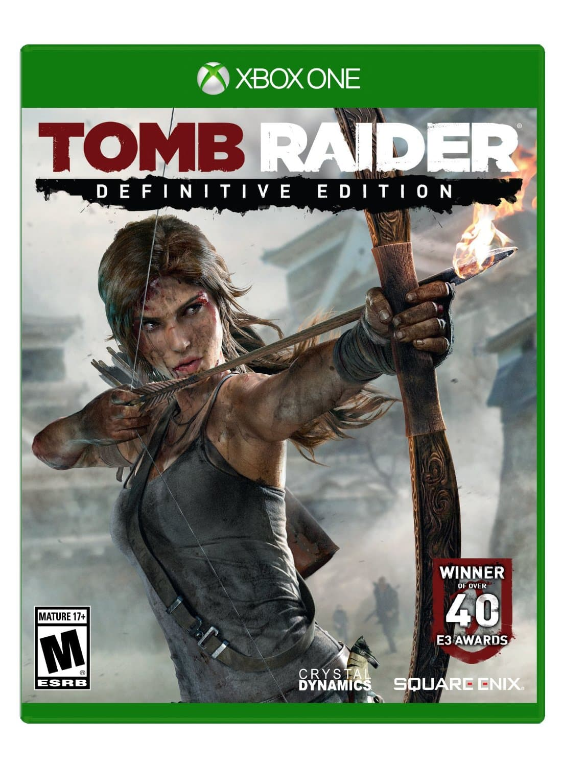 Used Games: Tomb Raider: Definitive Edition (Xbox One) $15, FIFA 14 (Xbox One)  $10 & More + Free Shipping