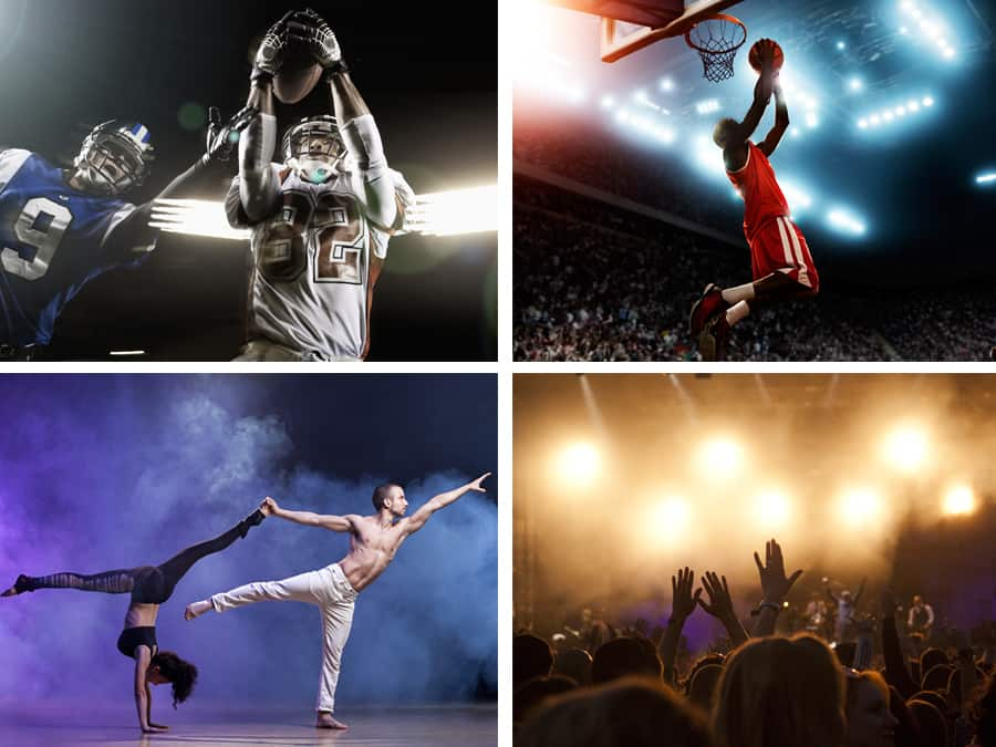 Amazonlocal: $35 to Spend on NFL, NBA, NHL, College Sports, Broadway, Family Fun Tickets, and More - $8