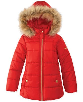 Kids Puffer Coats (various colors & styles)  $17 + Free Store Pickup