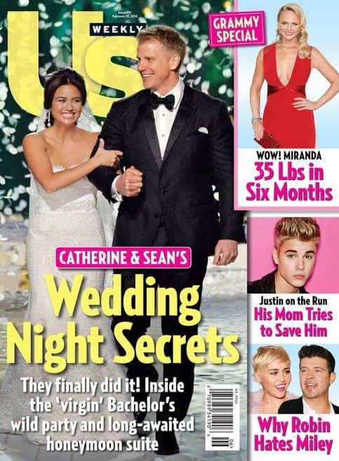 Us Weekly Magazine Black Friday Deal $10 per year