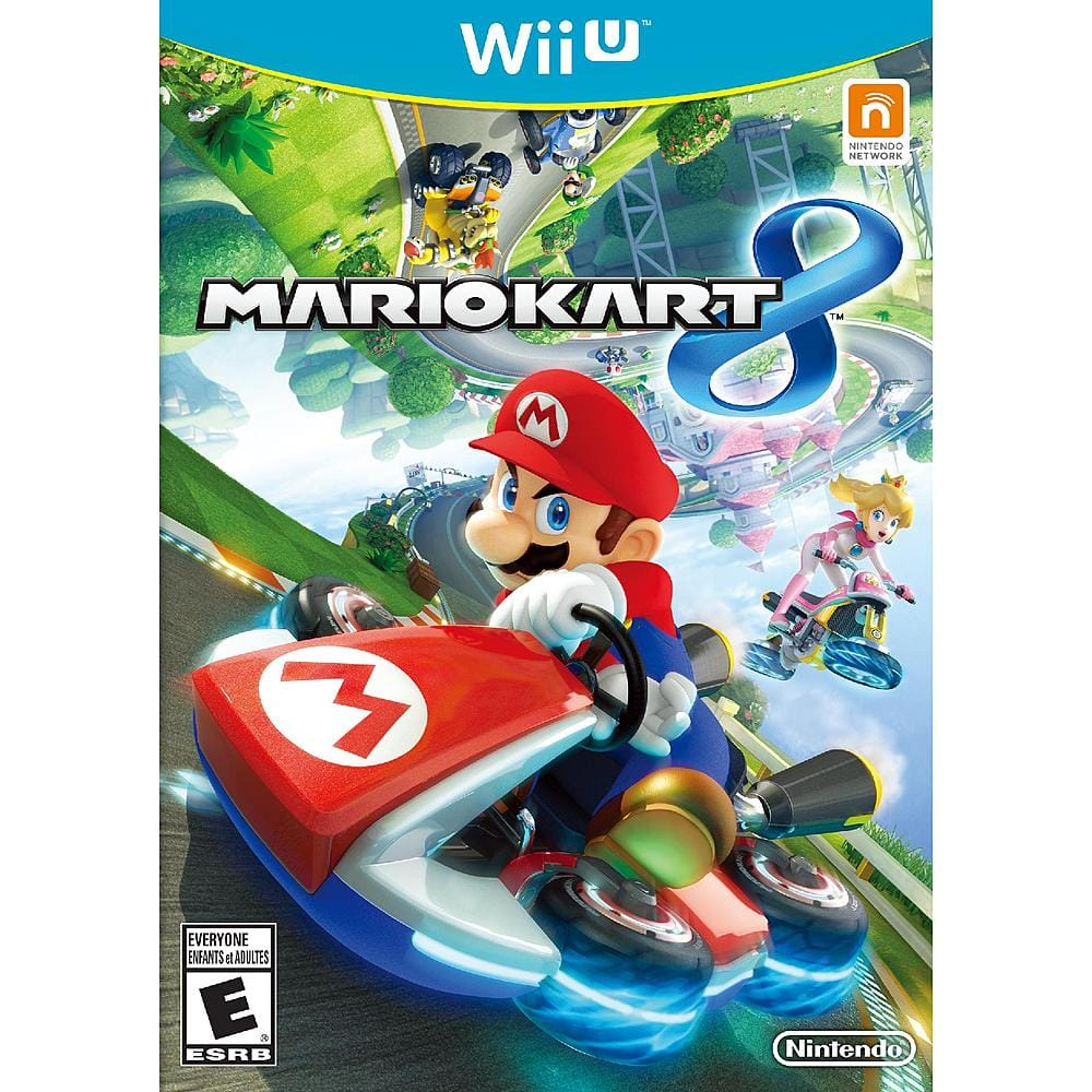Mario Kart 8 and Hyrule Warrior Each Wii U for $29.98 Free Instore pickup or +$5.99 Shipped @ Sears