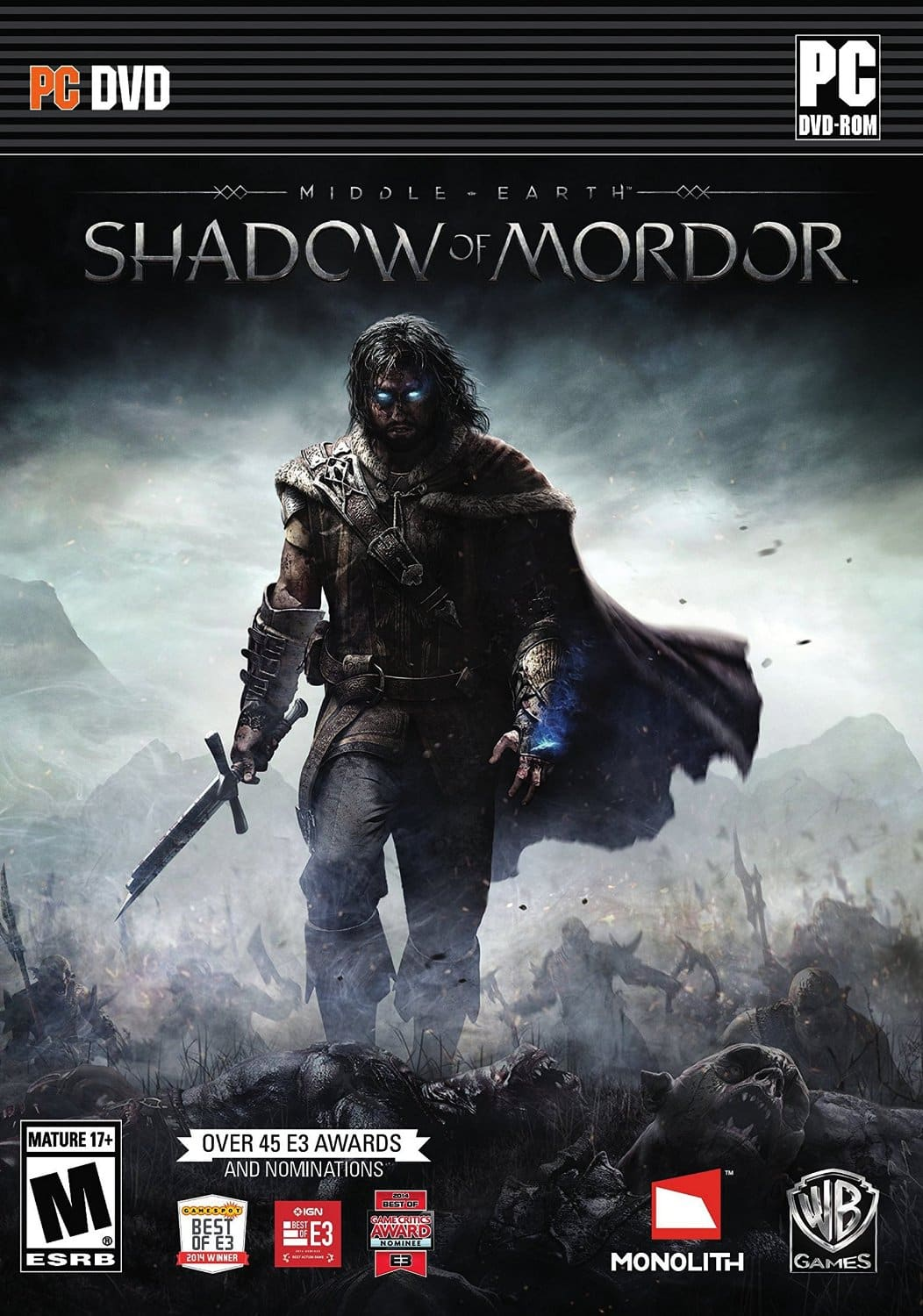 Middle Earth: Shadow of Mordor (PC)  $20