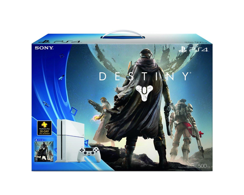 PlayStation 4 Destiny Bundle - $399