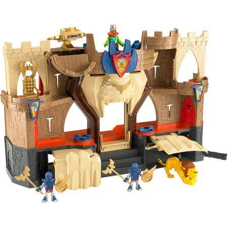 Fisher Price Imaginext Lion's Den Castle - $15 at Walmart with Free Store Pickup