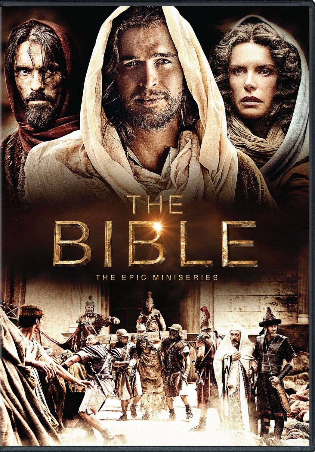 The Bible: The Epic Miniseries (4-Disc DVD Set)  $7