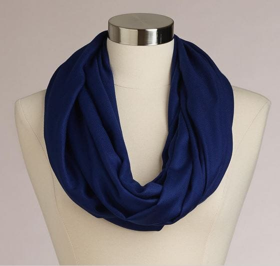 Pashmina Infinity Scarves and Shawls (Various Colors)  $3.75 + Free Shipping