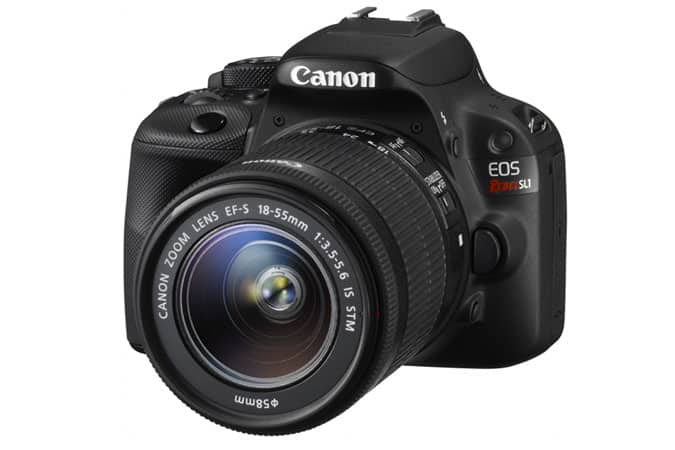 Canon EOS Rebel SL1 Camera + 18-55mm Lens + 75-300mm Lens + Pro-100 Printer  $399 & More after $300 Rebate + Free Shipping