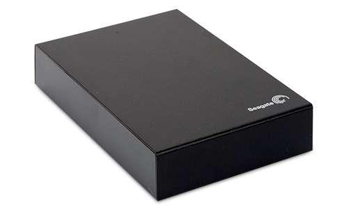 Seagate STBV5000100 5TB USB 3.0 External Hard Drive - $120 w/ Visa Checkout - TigerDirect