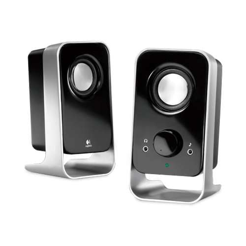 Logitech 2.0-Channel LS11 Stereo Speakers or Raygo Wireless Optical Mouse  Free after Rebate + Shipping