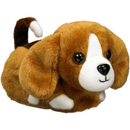 The Happy's Plush Pet: Golden Retriever, Beagle or Kitten  $5 each + Free Site-to-Store Shipping