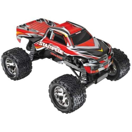 Traxxas Stampede XL-5 RC Monster Truck  $161 + Free Store Pickup
