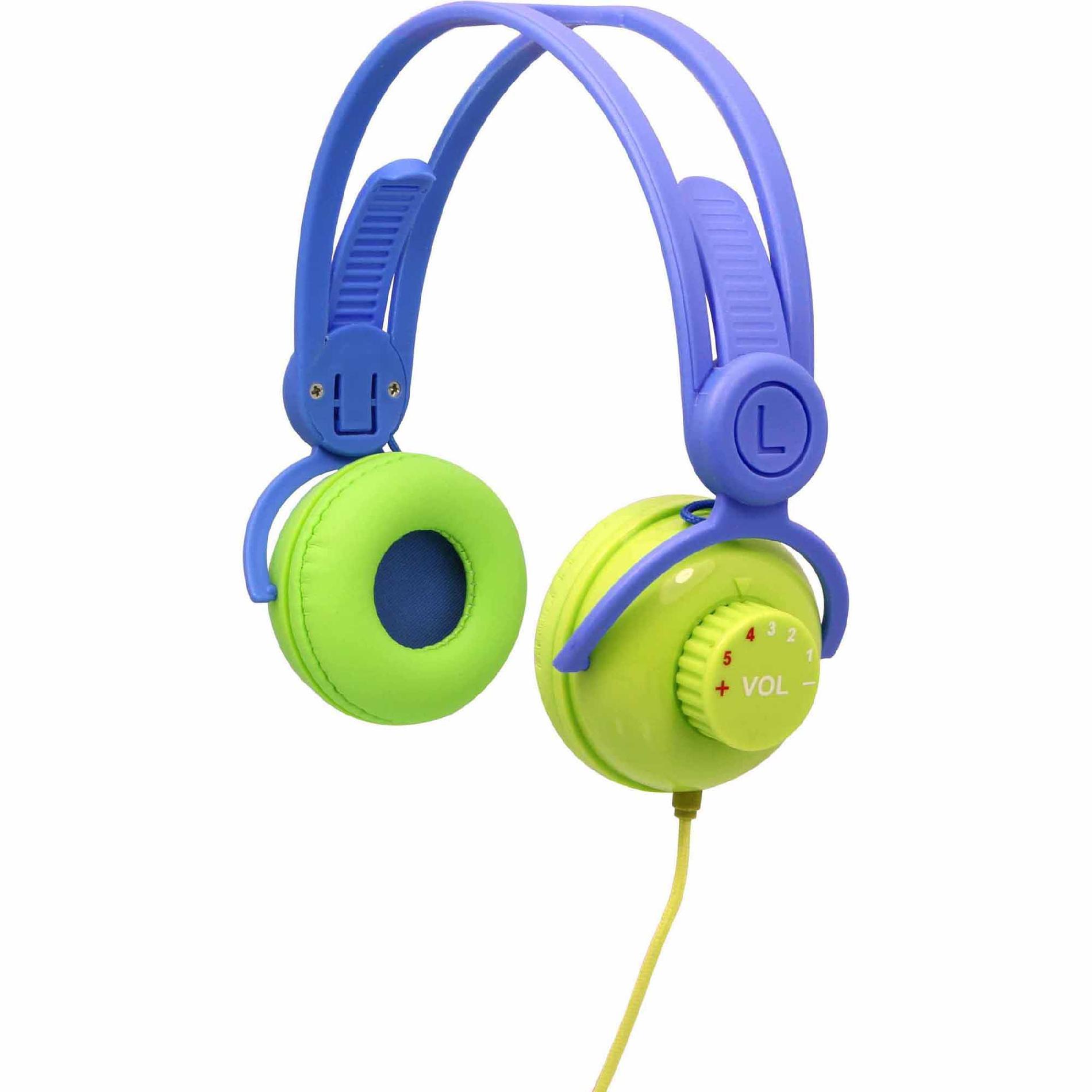 Nakamichi  NK KIDZ Headphones Blue and Green $7.49 + $5 SYWR KMART