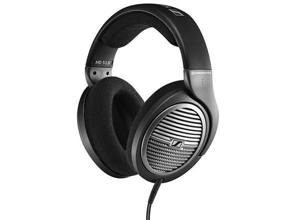 Sennheiser HD 518 Open-Back Around-Ear Stereo Circumaural Headphones $54.99 + s/h Woot