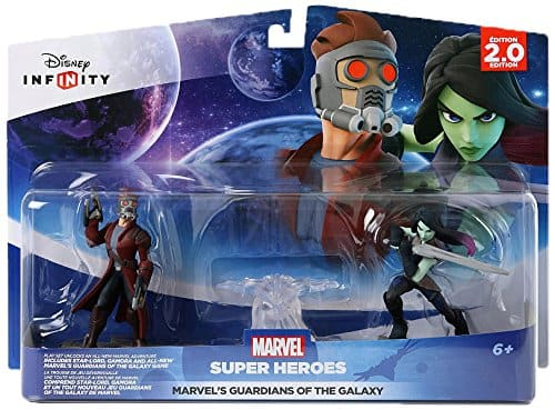 Disney Infinity 2.0 Marvel Super Heroes Play Sets  $22