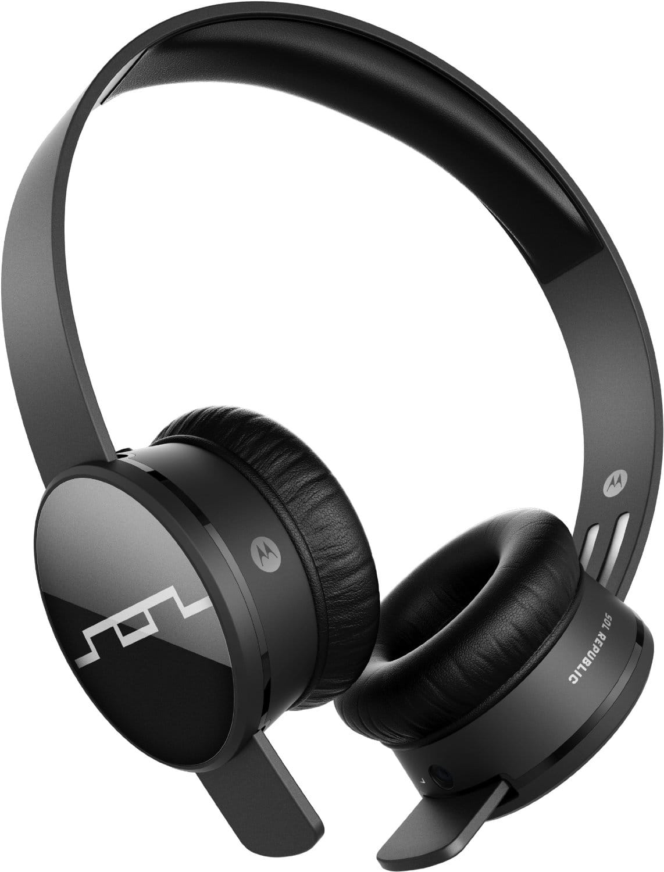 Motorola.com - Tracks Air by Sol Republic - $74.95 (Bluetooth Headphones)
