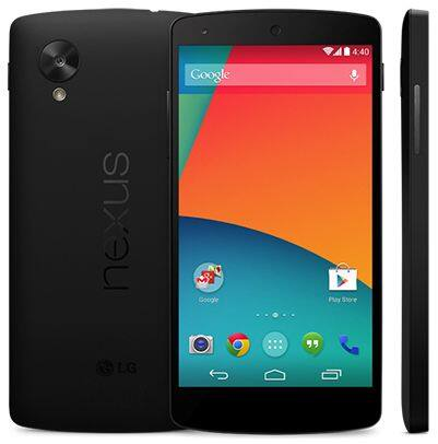 16GB LG Nexus 5 (Pre-owned) + 1-Year of FreedomPop Service  $200 or Less + Free Shipping