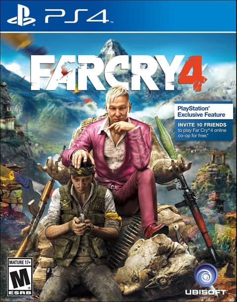 Ubisoft Game Sale (various platforms): Far Cry 4 $20, Watch Dogs  $15 & More + Free Shipping