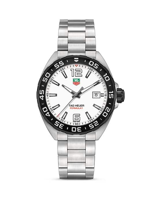 40% off TAG Heuer and other watches @ Bloomingdales