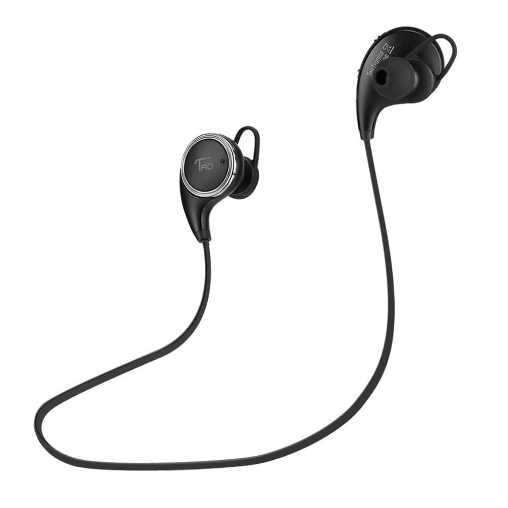 TaoTronics Qy8 Bluetooth 4.0 Wireless Sport Earbuds w/ Mic  $18 + Free Shipping