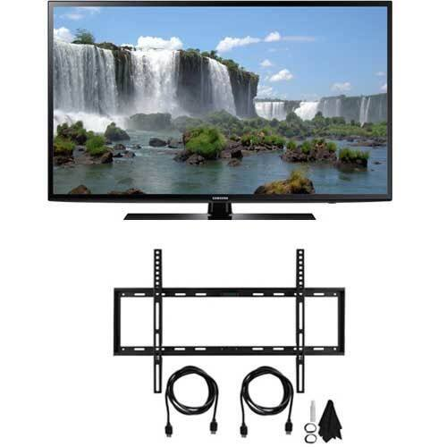 "55"" Samsung UN55J6200 1080p WiFi Smart LED HDTV + Wall Mount  $680 + Free Shipping"