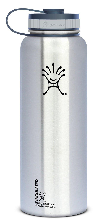 40oz hydro flask water bottle, $26.70 at Amazon