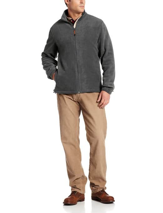 Woolrich Men's Andes II Fleece Jacket (limited sizes / colors) from $10.61 ~ Amazon