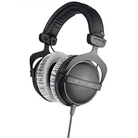 Beyerdynamic Headphones (250Ohm) : DT-770 Closed $125 or DT-990 Open $125 each after $30 rebate + free shipping