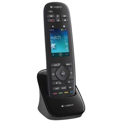 Logitech Harmony Touch Universal Remote w/ Color Touchscreen + $4.95 in Rakuten Super Points $98.99 + Free Shipping
