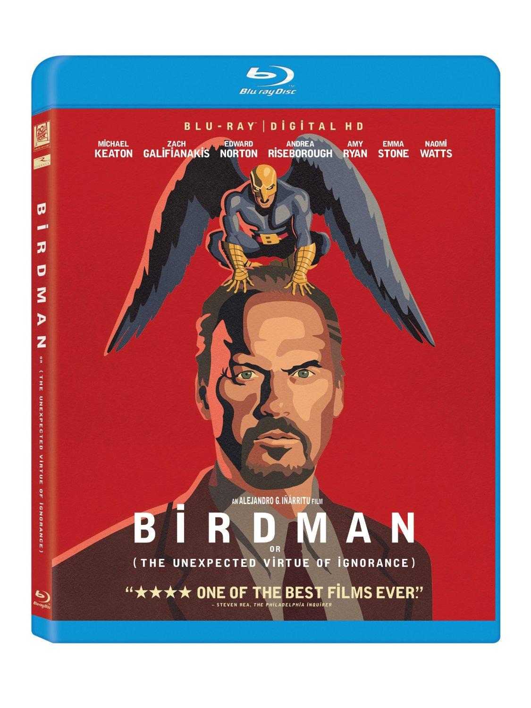 Birdman (Blu-ray)  $5.40