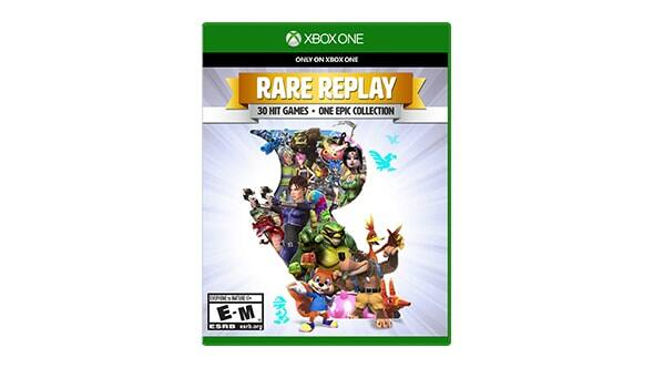 Xbox One Games: Destiny: Taken King $35 + $10 GC, Rare Replay  $15 & More + Free S/H