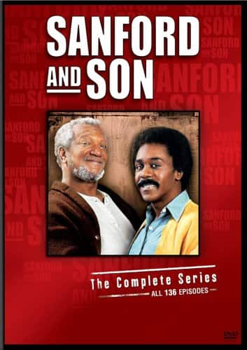 Sanford and Son: The Complete Series (DVD)  $17
