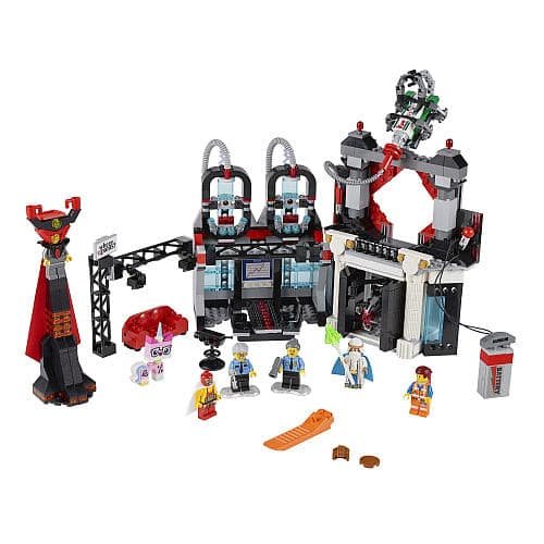 LEGO Movie Lord Business' Evil Lair  $39 + Free Shipping
