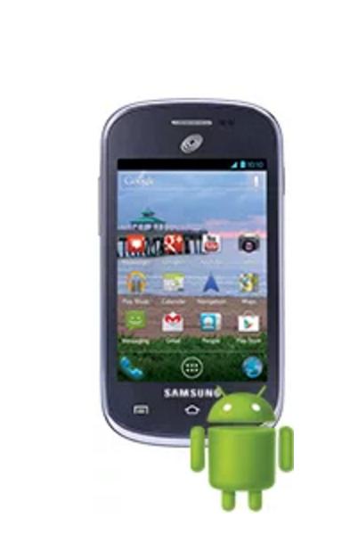 Samsung Galaxy Centura Prepaid Android Phone + 180 Min. Airtime $10 + Free S/H